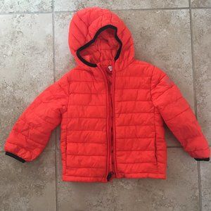 Baby Gap Lightweight Red Primaloft jacket